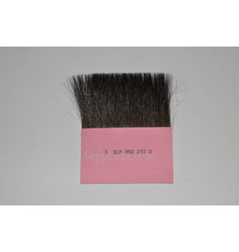 "Sepp Leaf S.L.P. Gilders Tip - Double- 3"" width x 2"" Length - Grey Talahuthy Squirrel Hair- French"