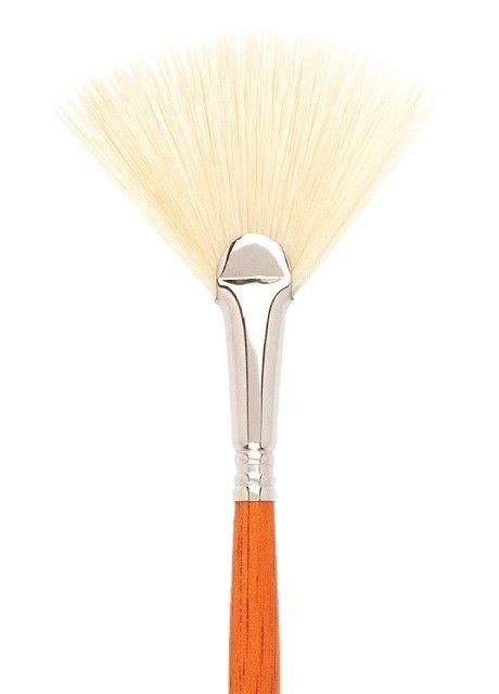 Loew-cornell Fan Bristle Brush #2 (5060)