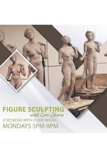 TCS Classes 200127 Sculpting the Figure With Lori Shorin