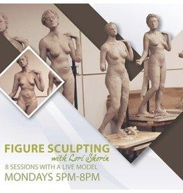 TCS Classes 200113 Sculpting the Figure With Lori Shorin