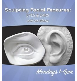TCS Classes 200217 Sculpting Facial Features: Eye and Ear with Lori Shorin