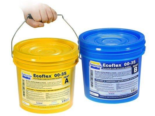 Smooth-On Ecoflex 00-35 2 Gallon Kit