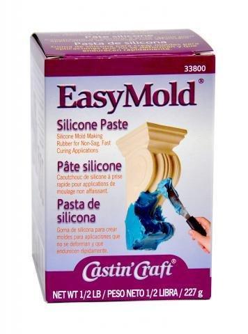 ETI EasyMold Silicone Paste 1/2lb