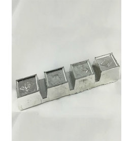 Just Sculpt BRITANNIA Pewter Ingots 4lb