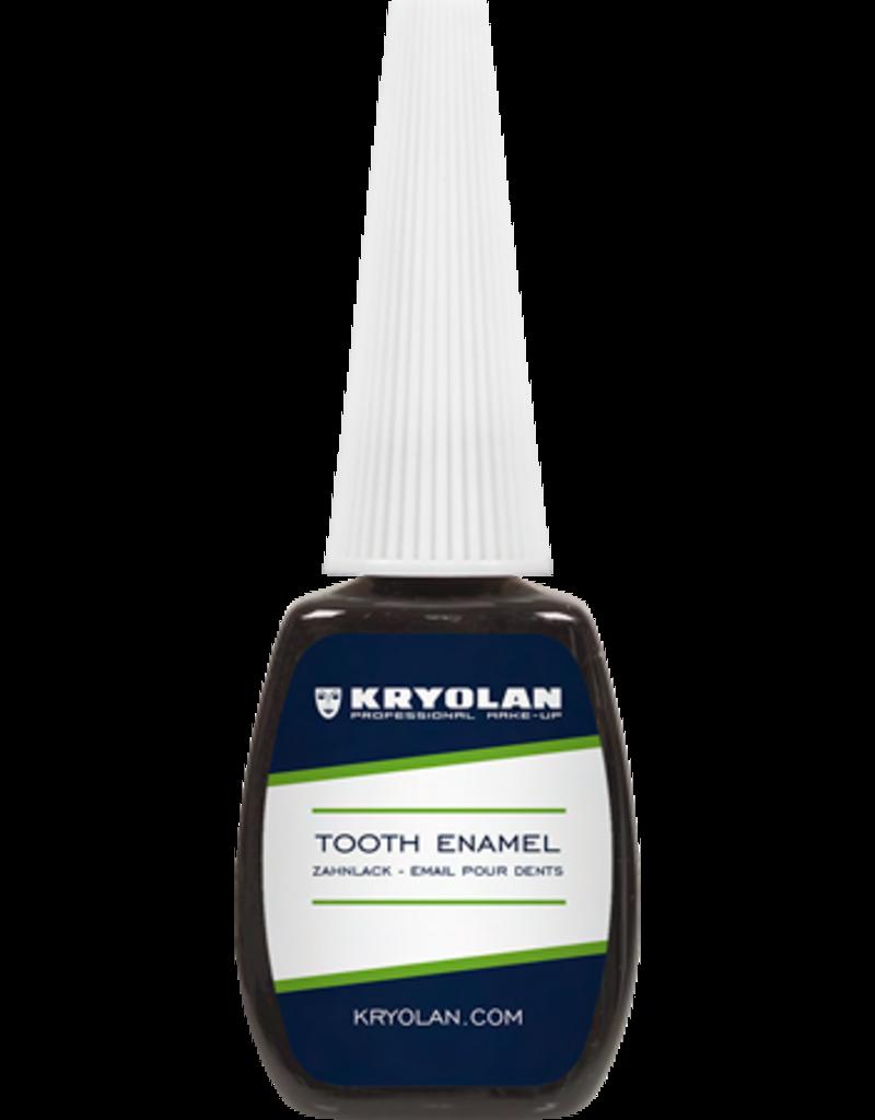 Kryolan Tooth Enamel Black 12ml