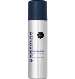 Kryolan Color Spray Black 150ml