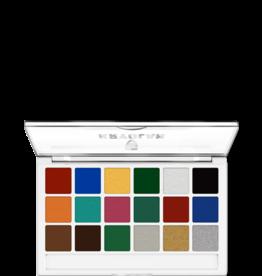 Kryolan BIC 18 Color Palette Bright 16g