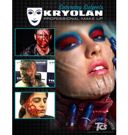 Kryolan 200314 Kryolan Saturday Subject