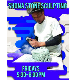 TCS Classes 200300 Shona Stone Carving Class March