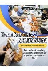 TCS Classes 200220 Hand Casting & Mold Making- February 20