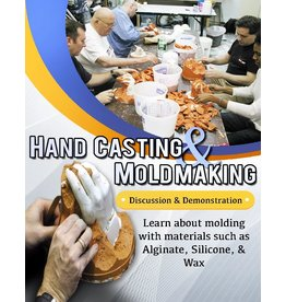 TCS Classes 200220 Hand Casting & Mold Making- February 20