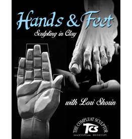 TCS Classes 200323 Sculpting Hands and Feet with Lori Shorin