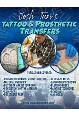 Designs To Deceive Silicone Prosthetic and Tattoo Transfer Application 11am-5pm JTM
