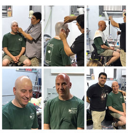 Designs To Deceive Proper Vinyl Bald cap application Hands-On JTM 11am-4pm