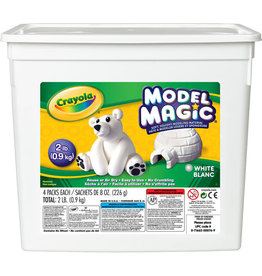 Crayola Crayola® Model Magic Bucket White 2lb