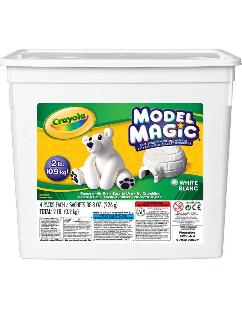 Crayola Crayola® Model Magic Bucket White 2lb