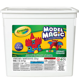 Crayola Crayola® Model Magic Bucket Assorted Colors 2 lb