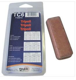 Dico Tripoli Buffing Compound Small Brick