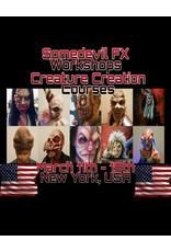 Just Sculpt 200311 Fx Workshop: 8 Day Creature Course