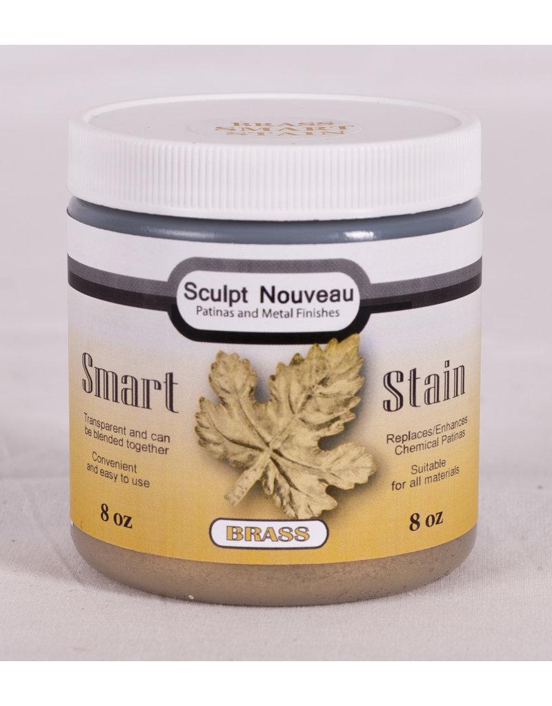 Sculpt Nouveau Smart Stain Brass 8oz