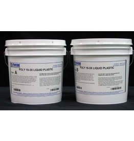 Polytek Poly 15-3X Gallon Kit (20lb)