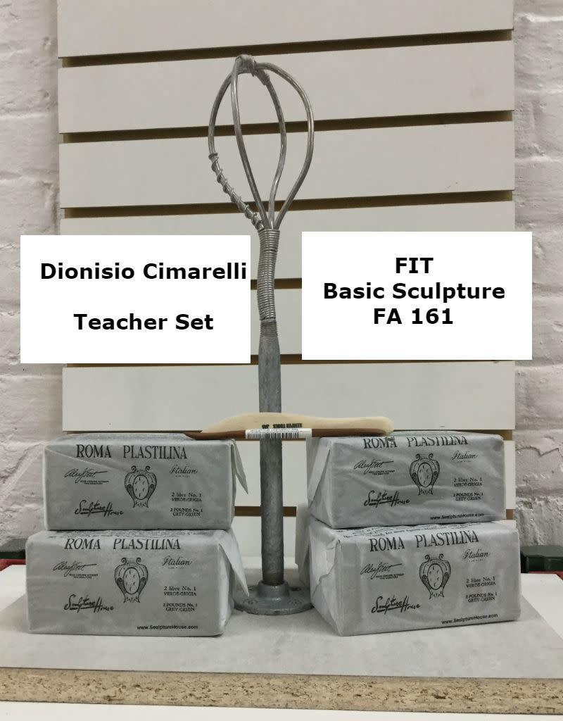Just Sculpt Dionisio FIT Class Set