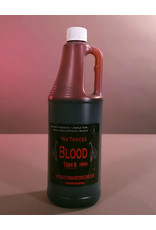 Designs To Deceive No Trace Blood B Dark 32oz
