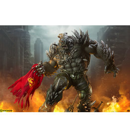 Sideshow Collectibles Doomsday Maquette Figure