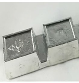 Just Sculpt BRITANNIA Pewter Ingots 2lb