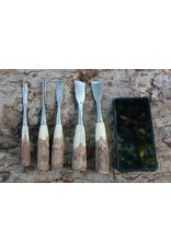 Just Sculpt Hand Wood Carving Chisels (set of 5)