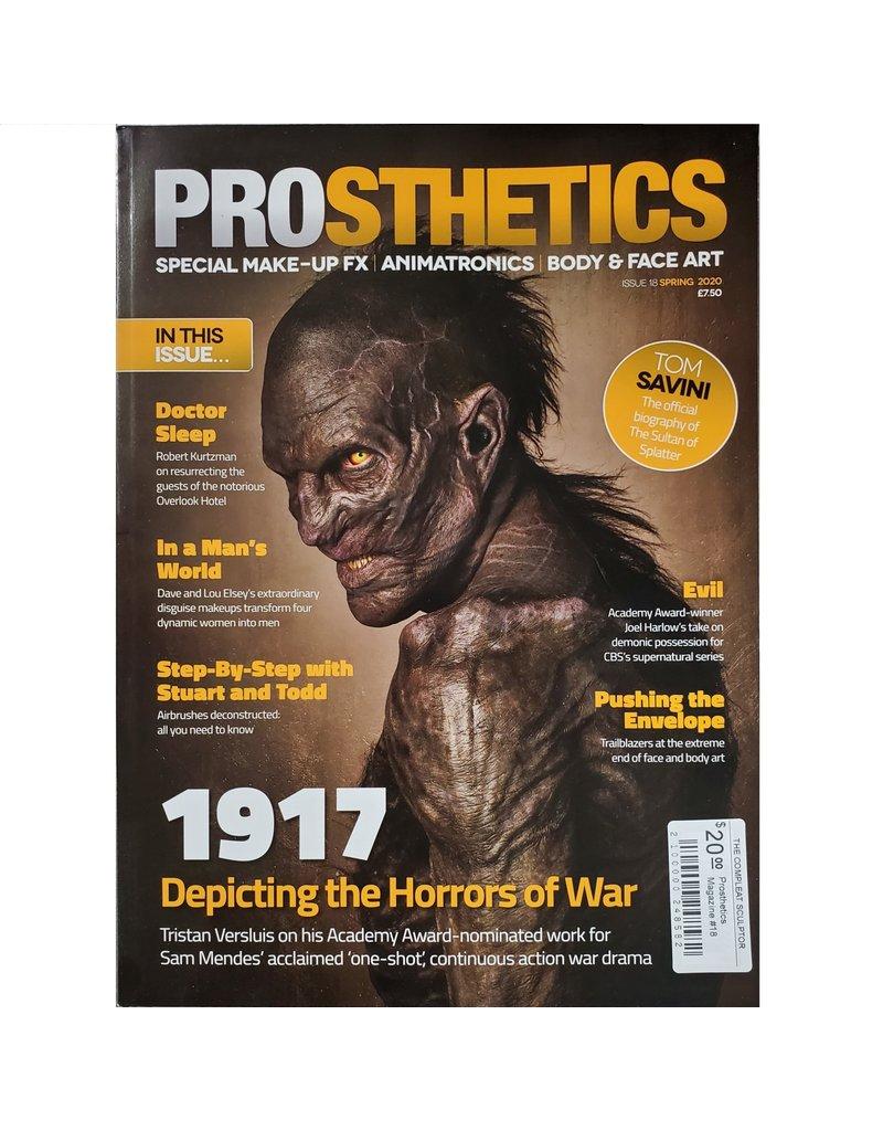 Gorton Studios Prosthetics Magazine #18