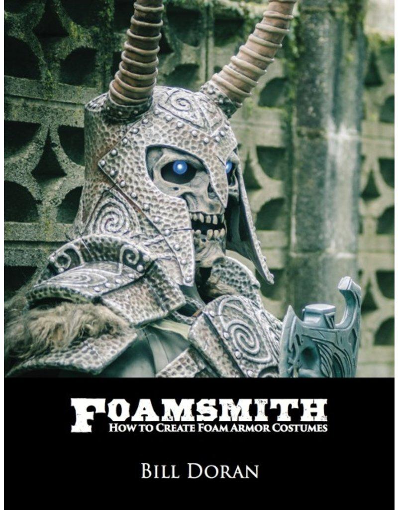 """Just Sculpt Foamsmith """"How to Create Foam Armor"""" Book"""