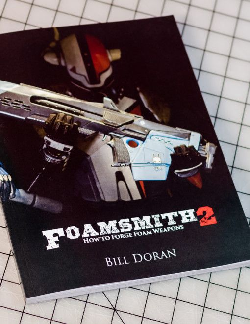 "Foamsmith 2: ""How to Forge Foam Weapons"" Book"