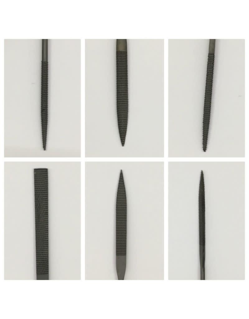 Just Sculpt Needle Rasp Set Medium