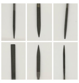 Just Sculpt Needle Rasp Set Small