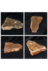21lb Orange Translucent Alabaster 14x10x3 #554372