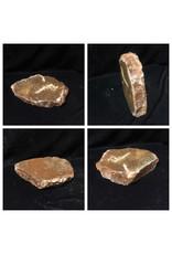 28lb Orange Translucent Alabaster 14x9x3 #554370