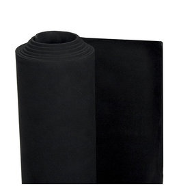 "EVA Foam Roll Black 2mmx36""x60"""