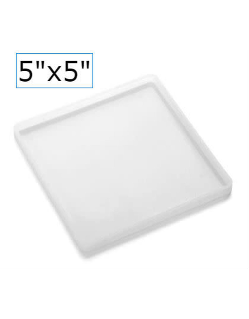 Just Sculpt 5in Square Silicone Mold