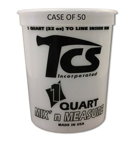 Just Sculpt Multi-Mix Bucket Quart (Case of 50)