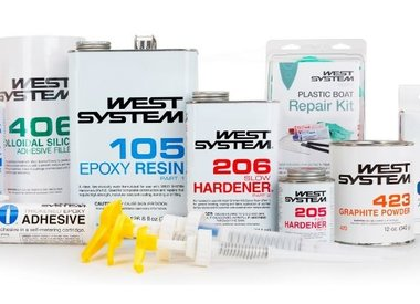 West System Epoxy Selection Guide
