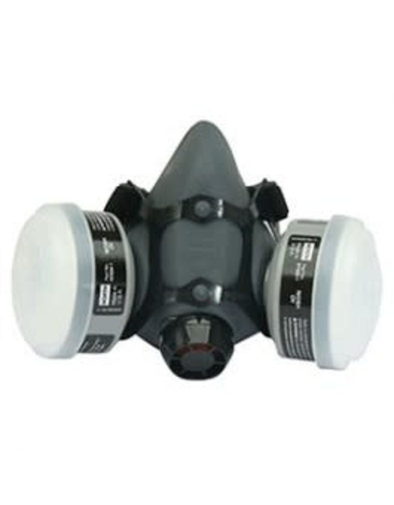 R95 Paint Spray and Pesticide Half Facemask Respirator
