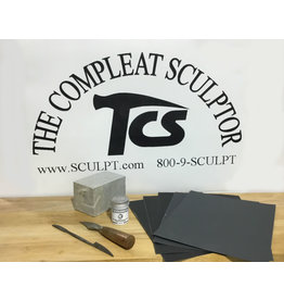 Just Sculpt Beginner Stone Carving Set