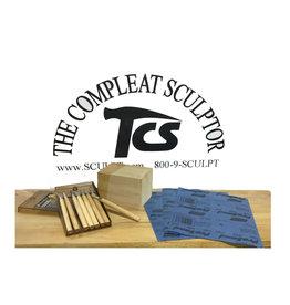 Just Sculpt Beginner Wood Carving Kit