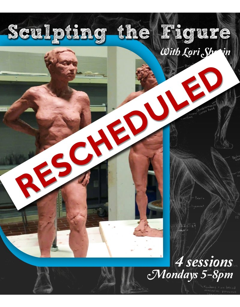 TCS Classes 200323 Sculpting the Figure with Lori Shorin