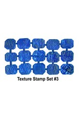 Monster Makers Texture Stamp Kit #3