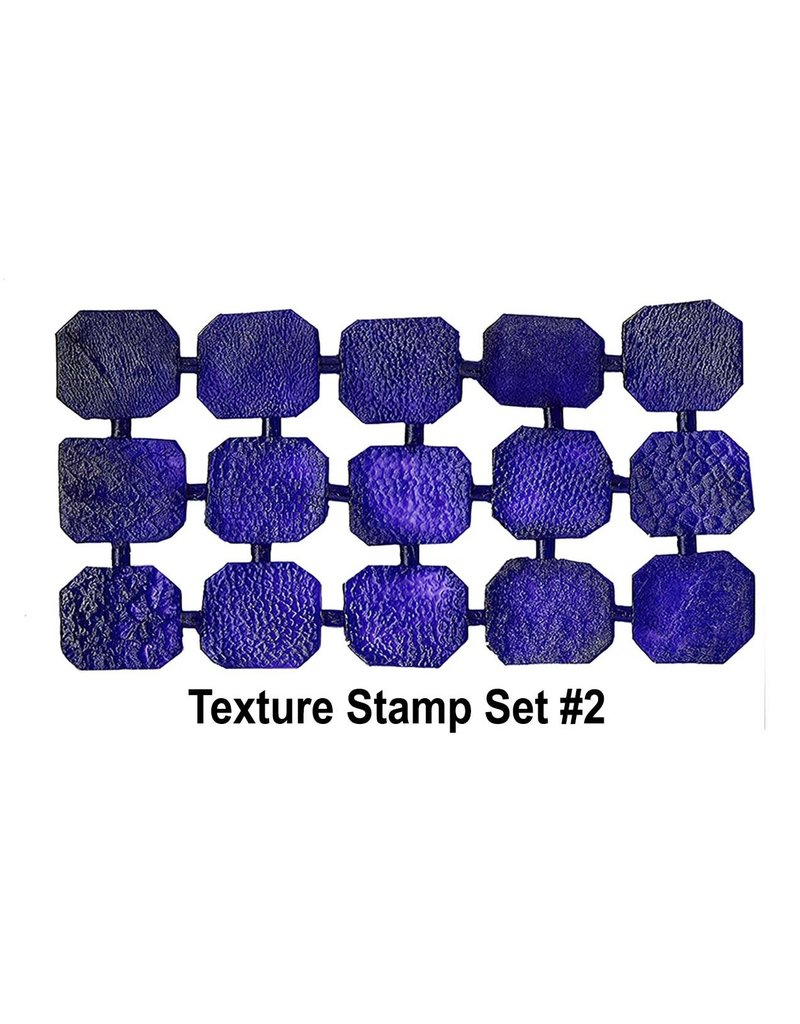 Monster Makers Texture Stamp Kit #2