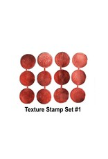 Monster Makers Texture Stamp Kit #1