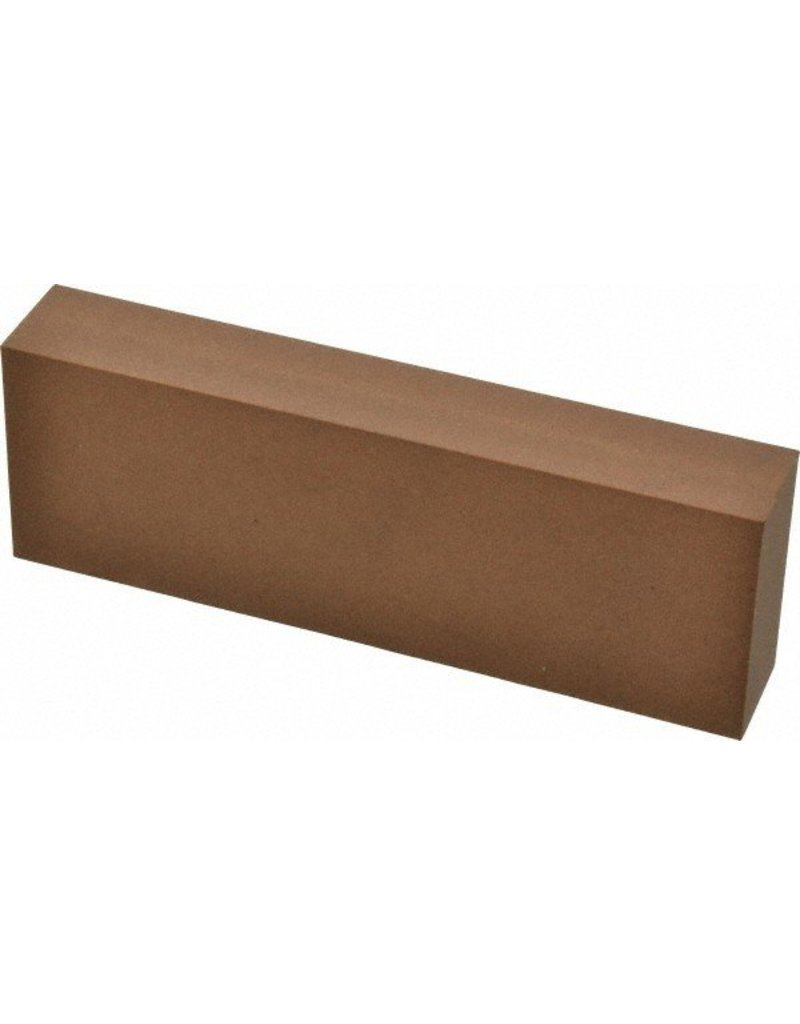 Norton Medium India Sharpening Stone 6x2x1