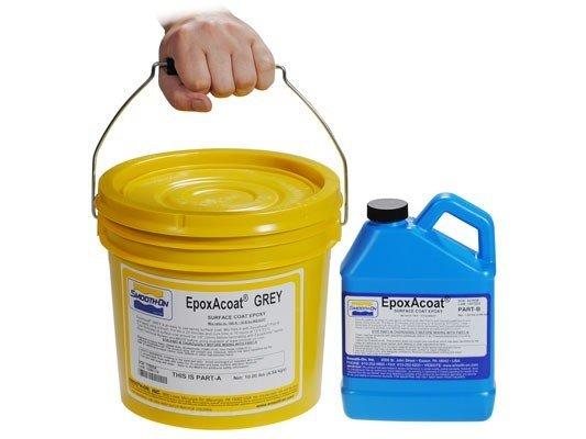 Smooth-On EpoxAcoat Grey Gallon Kit